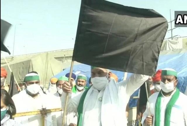 Kisan Andolan, Black Day: Farmers Protest Live Updates Six Months Complete  Observing As Black Day Police Security Tighten At All Borders Singhu Tikri  Ghazipur - किसान आंदोलन के छह माह: आंदोलनकारी आज
