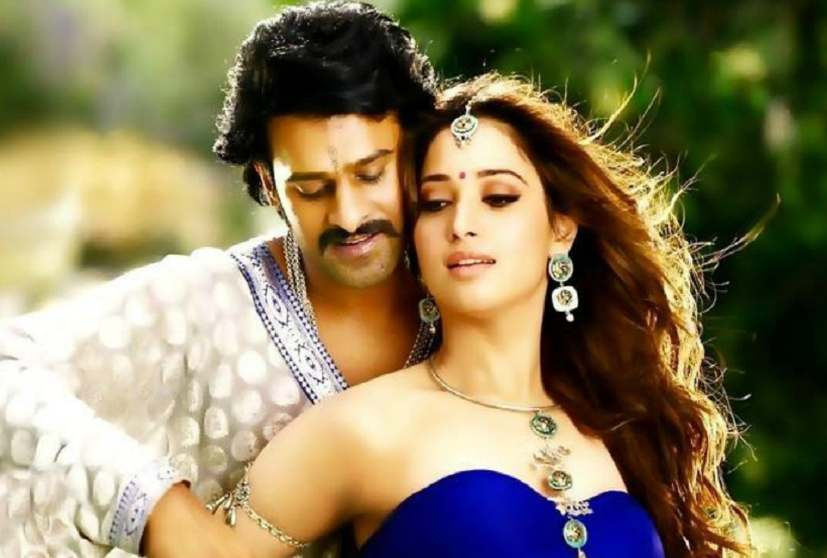 Image result for prabhas thamanna