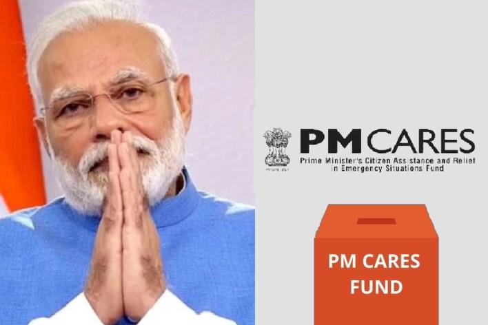 Coronavirus: Pm Narendra Modi Initiative Pm Care Fund Could Be ...