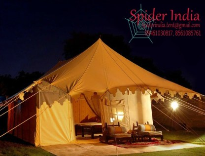 Spider-India-Camping-tent-outer