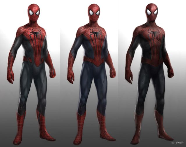 Spidey options