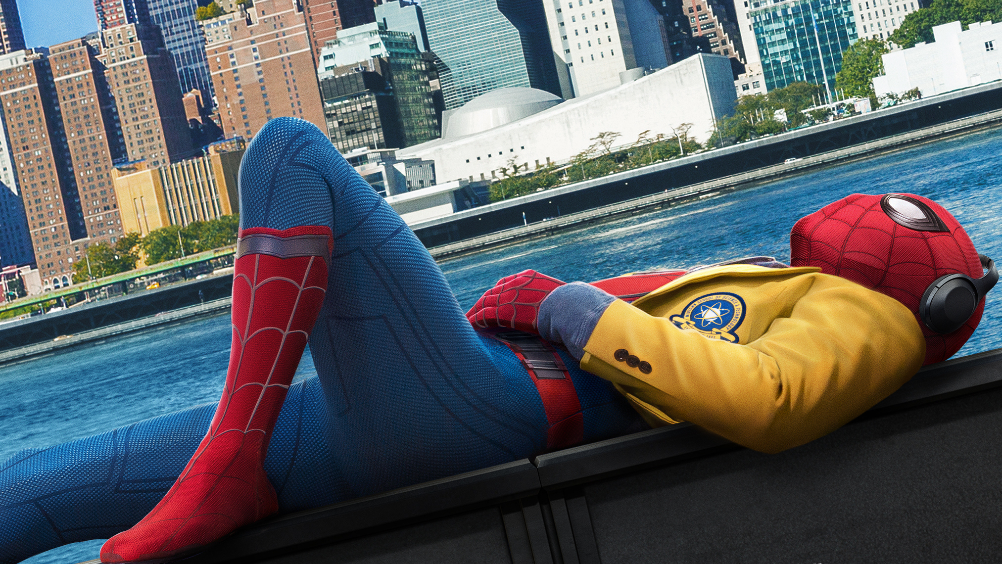 Spider-Man Homecoming Domestic F