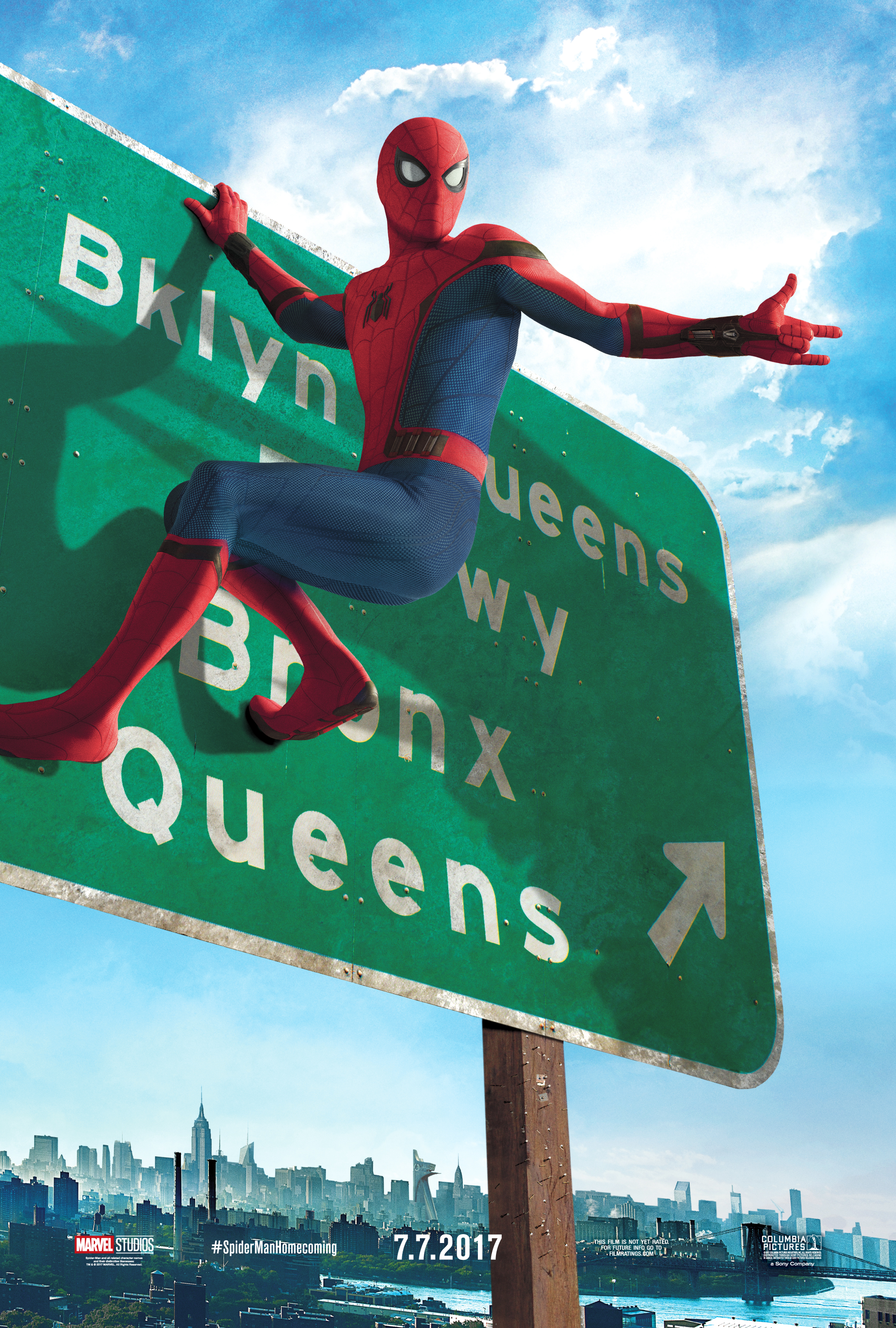 Spider-Man Homecoming Poster 3