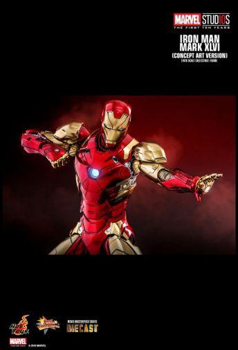 Hot Toys - Iron Man Mark XLVI - Concept Ver - 21