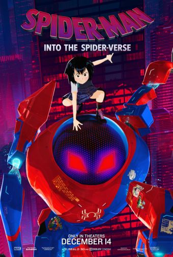 Spider-Man Into the Spider-Verse - Character Posters - 06