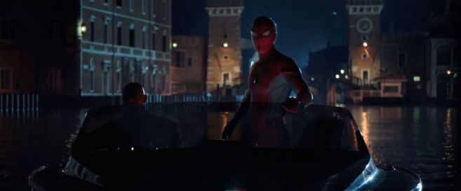 Spider-Man Far From Home - Trailer 1 - 23
