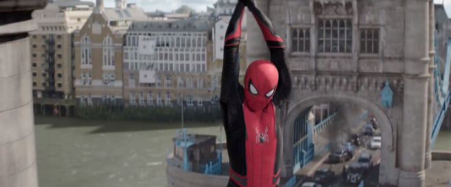 Spider-Man Far From Home - Trailer 1 - 32