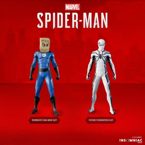 Spider-Man PS4 - January 2019 Update - 01