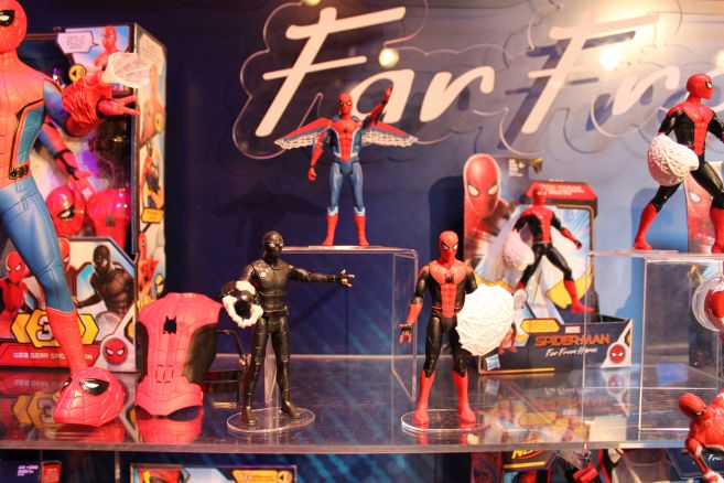 Hasbro - Spider-Man Far From Home - Toy Fair 2019 - 02