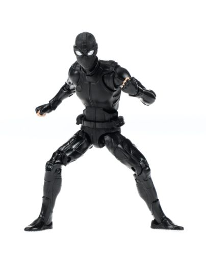 Hasbro - Toy Fair 2019 - Marvel Spider-Man Legends Series 6-Inch Spider-Man Stealth Suit Figure oop