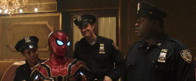 Spider-Man Far From Home - Trailer 2 - 07
