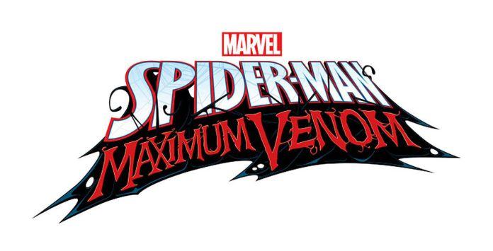 Spider-Man - Season 3 - Maximum Venom - Logo