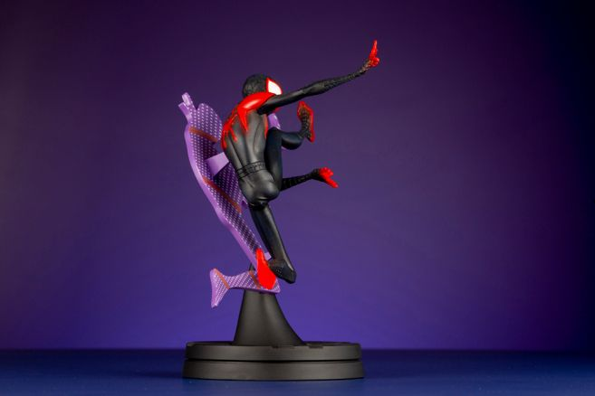 Kotobukiya - Spider-Verse - Miles Morales - 07