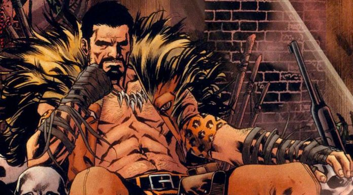 Kraven the Hunter - Comics - Featured - 01