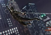 Spider-Man PS4 - Stealth Suit - 01