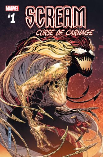 Marvel Comics - Scream - Curse of Carnage - issue 01 - Cover