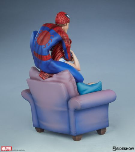 Sideshow - Spider-Man and Mary Jane - Maquette - 08