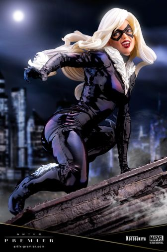 Kotobukiya - Marvel - Black Cat - ARTFX Premiere - 03