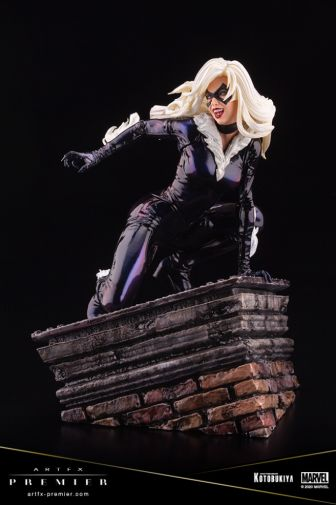 Kotobukiya - Marvel - Black Cat - ARTFX Premiere - 05