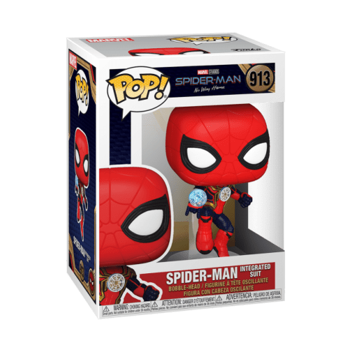 Funko - Spider-Man No Way Home - Spider-Man Integrated Suit - Announcement - 01