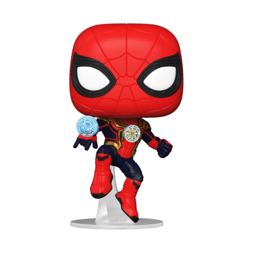 Funko - Spider-Man No Way Home - Spider-Man Integrated Suit - Announcement - 02
