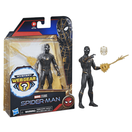 Hasbro - Spider-Man No Way Home - Mystery Web Gear - Announcement - 02