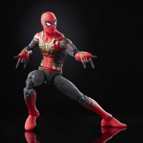 Hasbro - Spider-Man No Way Home - Spider-Man Red and Blue Suit - Announcement - 01