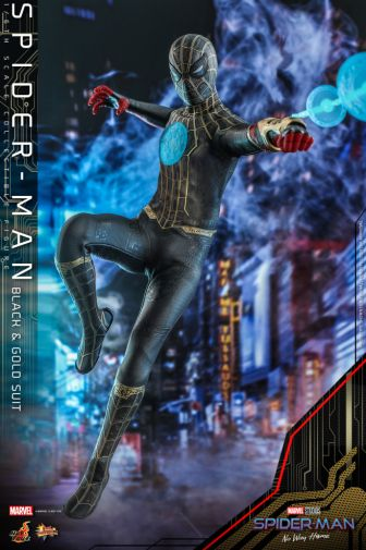 Hot Toys - Spider-Man - No Way Home - Black Suit - 05
