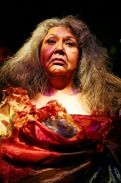Aunt Shadie (close-up)