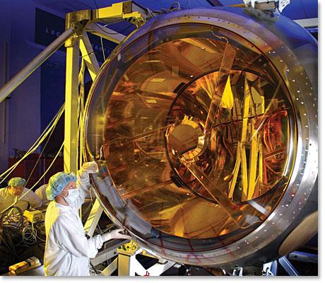 Lockheed Martin turret ball