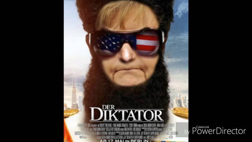 Der Song für Angela Merkel; Bild: Startbild Youtubevideo