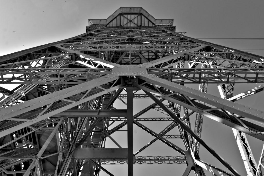 Barcelona Lift Tower