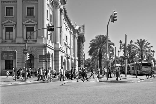 Barcelona Street Impression