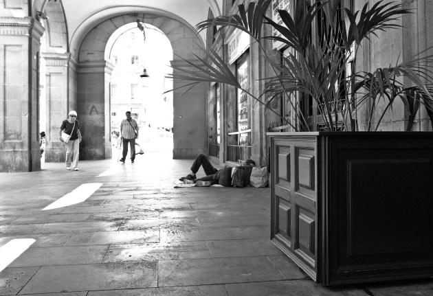 Barcelona Poor Passage