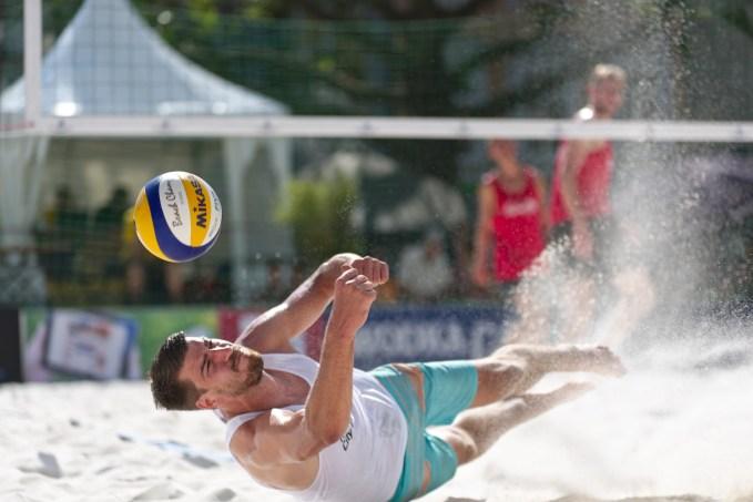 USC-Cup Beachvolleyball Kohlmakrt Braunschweig 2016