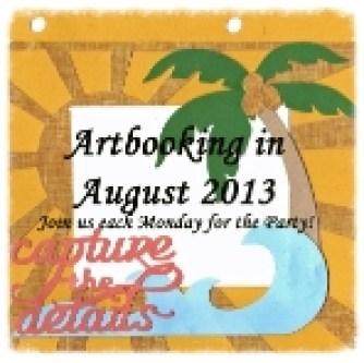 Art Booking Blog Hop header