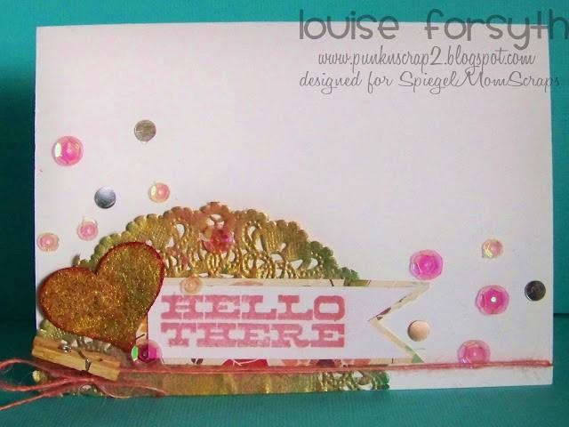 @jodyspiegelhoff @spiegelmomscraps @studiocalico @mayartsribbon, #sequin #ink #cork #heart #gold #doily