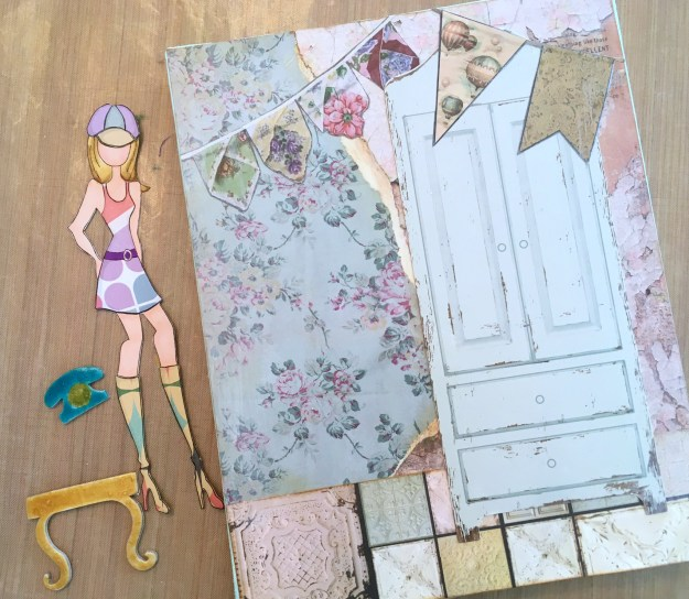 @jodyspiegelhoff @spiegelmomscraps @prima @julienutting @canvascorpbrands @7gypsies@modpodge @tatteredangels #mixedmedia #canvas #tutorial #glimmerglam #spiegelmomscraps #sequins #cork #retro #vintage #paperdolls #julienutting #prima #rubons #scrapbook #papercrafting #crafty #modpodge