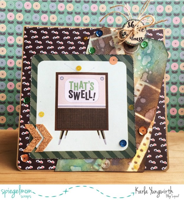 Creative Cards With Karla – Masculine Congrats!