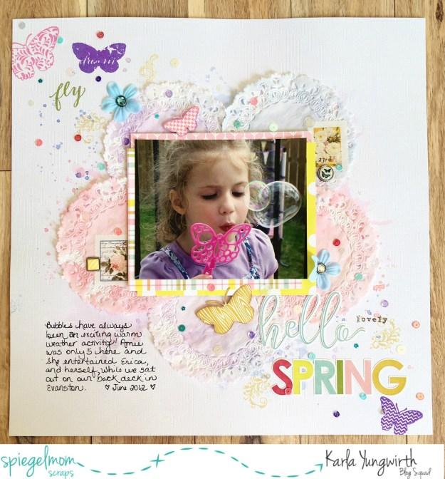 @jodyspiegelhoff @spiegelmomscraps @rangerink @timholtz @kaezmum @photoplay @canvascorpbrands @tatteredangels #sequins #smssequins #scrapbooking #stamping #watercolor #mixedmedia #distressoxideink #tatteredangels #misting #butterflies #springtime #patternedpaper #scrapbooksupplies