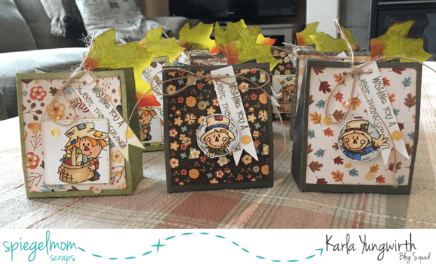 Thanksgiving Treat Boxes with Karla