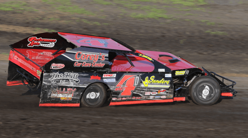 rob vanmil, buffalo river race park, imca modifieds, mike spieker, speedway shots
