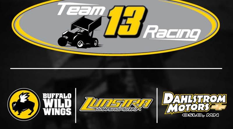 mark dobmeier, buffalo wild wings, lunstra motorsports