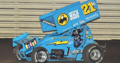 thomas kennedy, knoxville raceway