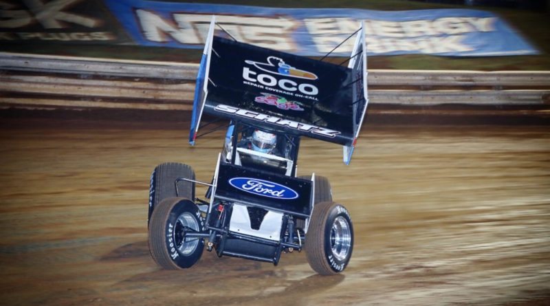 Donny Schatz, Donny Schatz Motorsports, Lakeside Speedway, World of Outlaws, Sprint Cars, Outlaw Sprints, World of outlaws Sprint cars