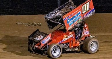 Thomas Kennedy, Arizona Speedway, Verville Racing, ASCS, Southwest Region, Copper Classic