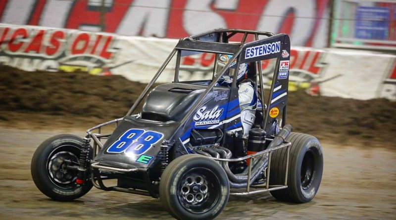 Tim Estenson, Chili Bowl Nationals, Netto Racing