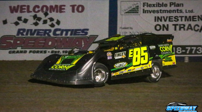 Jason Strand, NLRA Late Models, I-94 Speedway