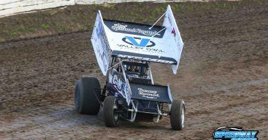 Wade Nygaard, River Cities Speedway, Norman County Raceway, NOSA Sprints