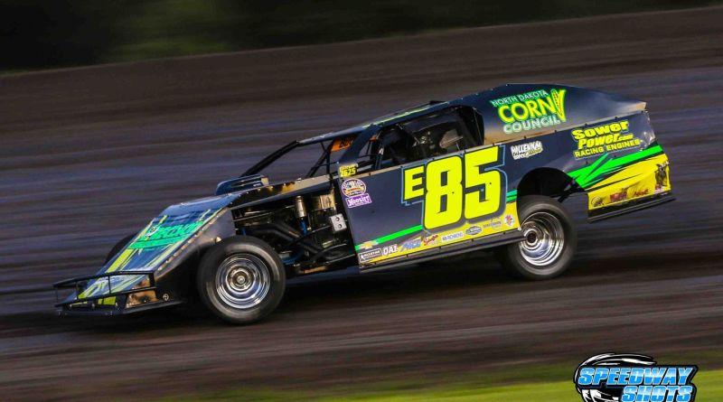 Jason Strand, Norman County Raceway, wissota midwest mods